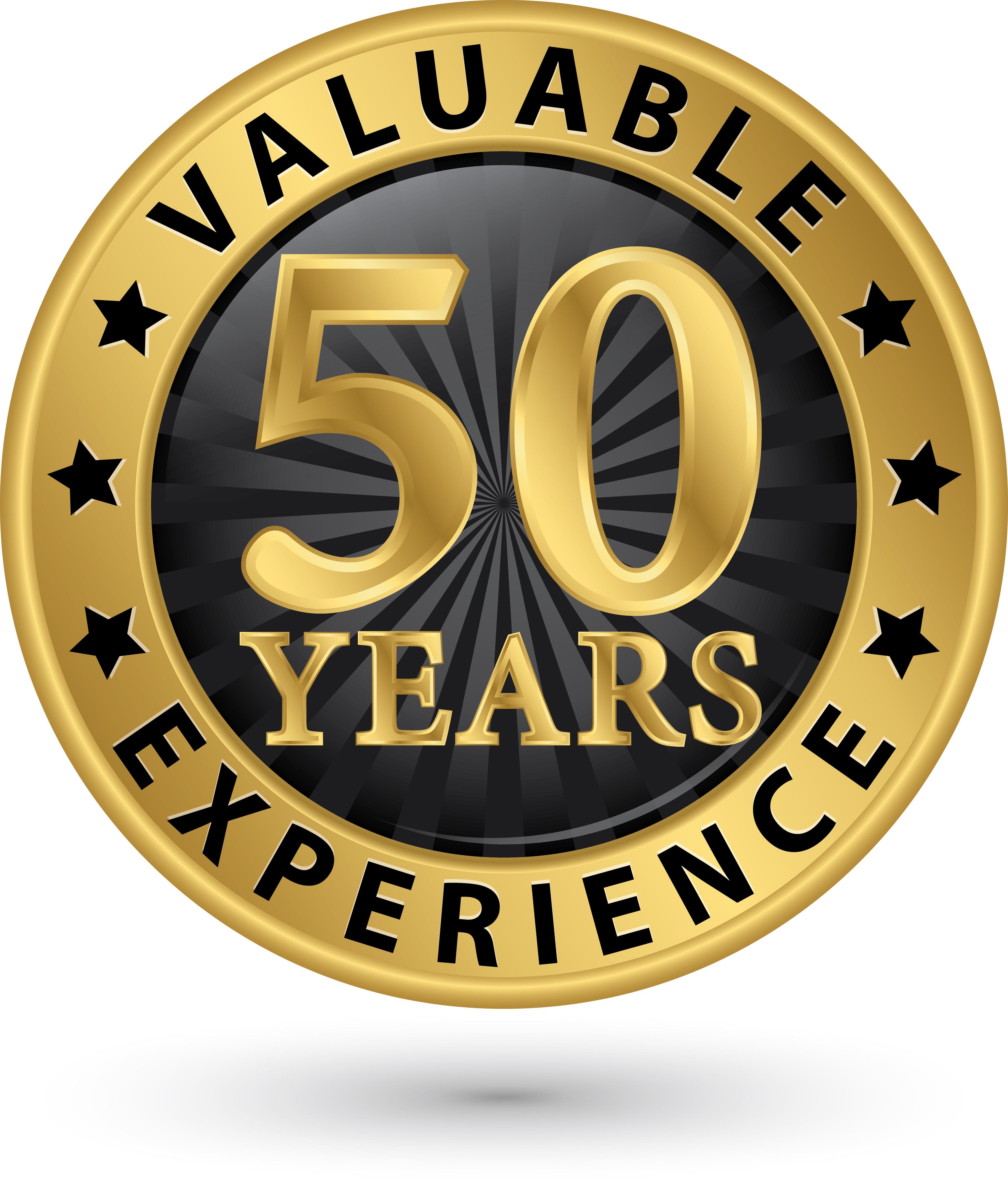 50 years 4