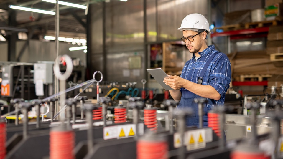 Linking ERP and MES Creates Manufacturing Harmony
