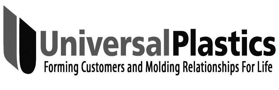 universal plastics logo